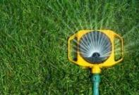our team can install professional wide sprinklers